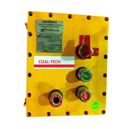 Flameproof Direct On Line (DOL)