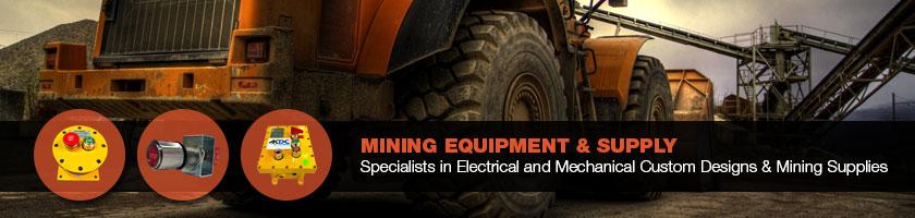 Mining Equipment & Supply