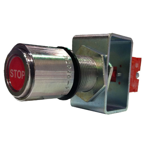 Flameproof Stop Buttons