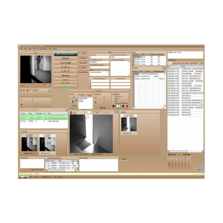Frontel Receiver Software Package