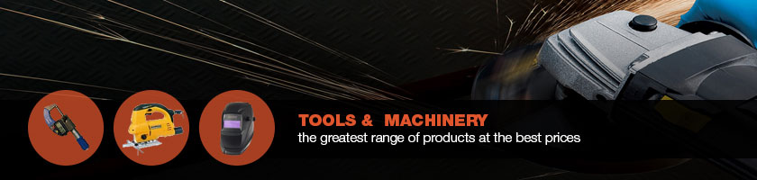 Tools and Machinery