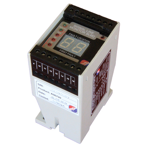SLM3 Addressable Conveyor Trip Monitoring Relay