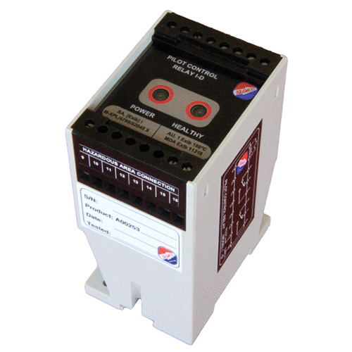 Intrinsically Safe Earth Continuity Relays (Pilot Relays)