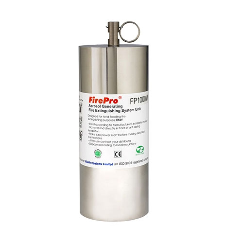 FP-1000M - Aerosol Generating Fire Extinguishing System Unit
